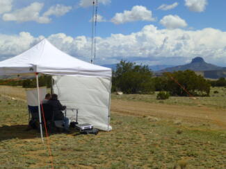 NM5HD Expedition in the Ojito Wilderness (2019)
